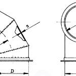 Łuki wentylacyjne Typu B/II