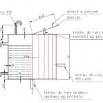 Naczynie Wzbiorcze Systemu Otwartego BNWSO typ - A