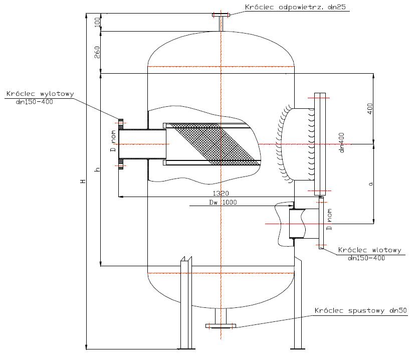 Odmulacz BOD 1000 - filtroodmulnik