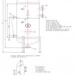 Rozprężacze odmulin i odsolin fi400- fi 1000 BRO